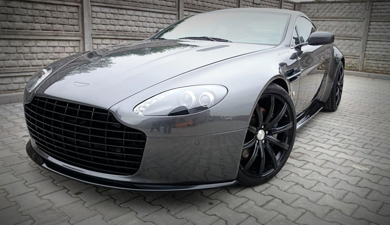 Zderzak Przedni With Grill Aston Martin V8 Vantage - GRUBYGARAGE - Sklep Tuningowy